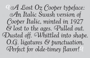 CooperItalicSwash1